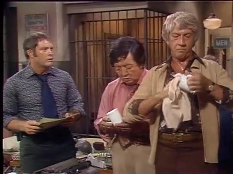 Серіал «Барни Миллер» (1975 – 1982): Джек Су, Рей Стюарт, Макс Гейл 3 сезон, 3 епізод — «Quarantine (2)» 1500x1125