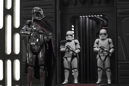 «Звёздные войны: Последние джедаи» — кадры