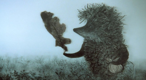 «Їжачок у тумані» — кадри