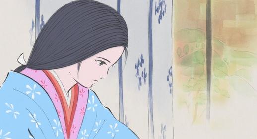 «Казка про принцесу Каґую» — кадри