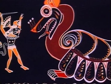 «Легенды перуанских индейцев» — кадри