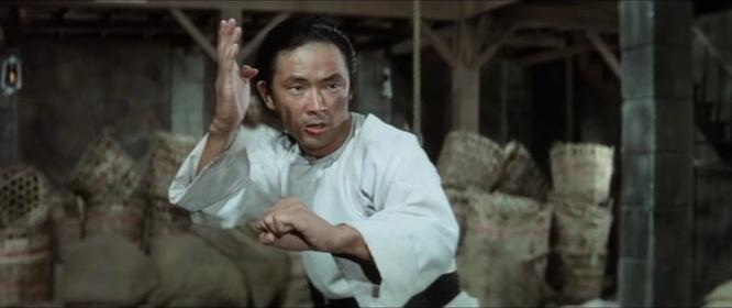 «Китайский боксёр» — кадри