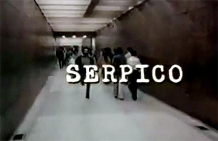 «Серпико» — кадры