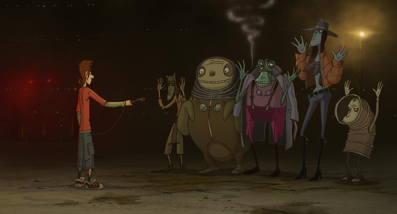 Мультфильм «Ку! Кин-дза-дза» (2012): 1500x811