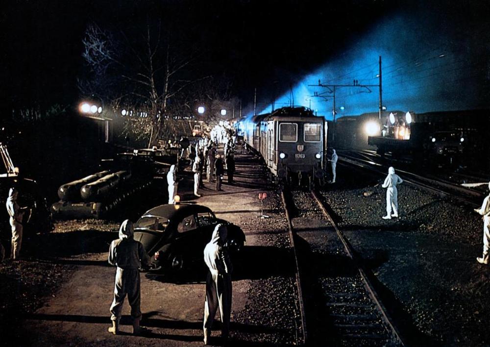 Фильм «Перевал Кассандры» (1976): 1000x708