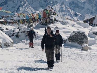 «Еверест» — кадри