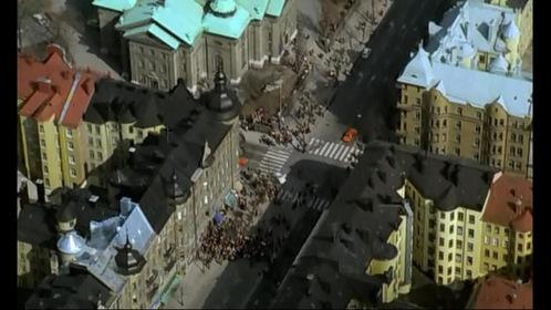«Человек на крыше» — кадри