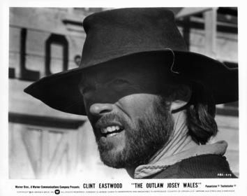 «Джосі Вейлз — людина поза законом» — кадры