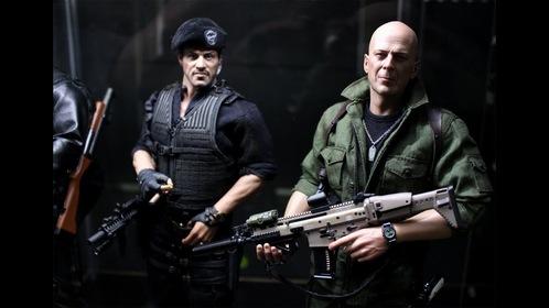 «G.I. Joe: Бросок кобры 3. Глаза Змеи» — кадры