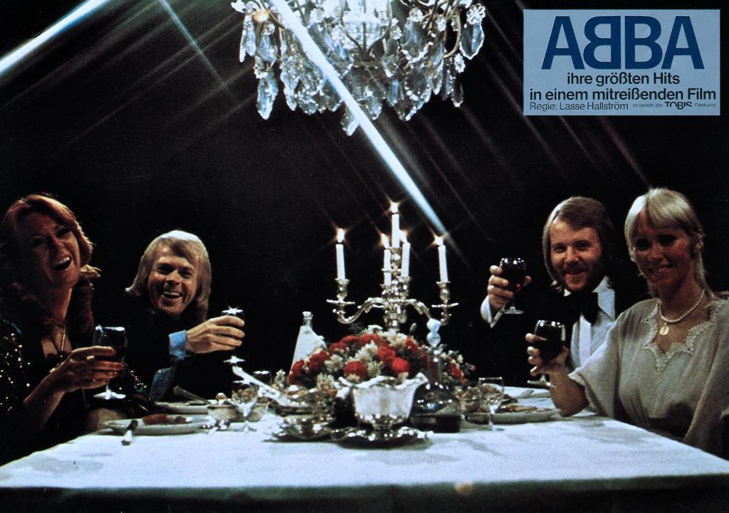 Фільм «АББА: Фильм» (1977): 1024x721