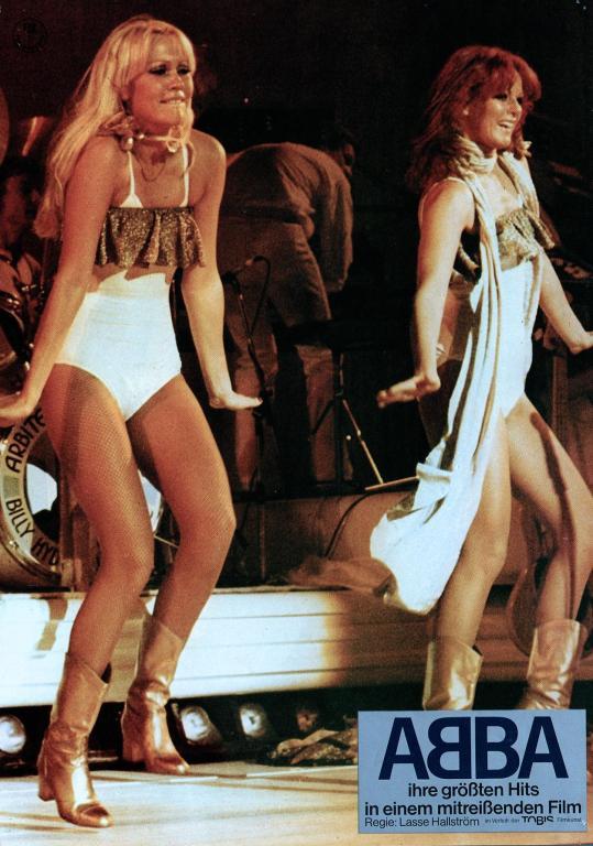 Фільм «АББА: Фильм» (1977): 539x768