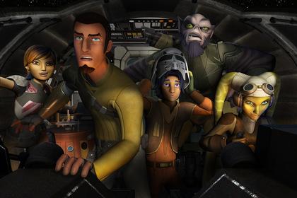 «Зоряні війни: Повстанці» — кадри