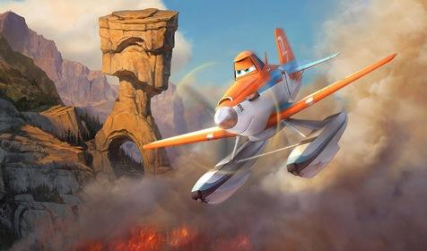 «Самолеты: Огонь и вода» — кадры