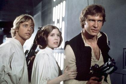 «Звёздные войны: Эпизод 4 — Новая надежда» — кадры