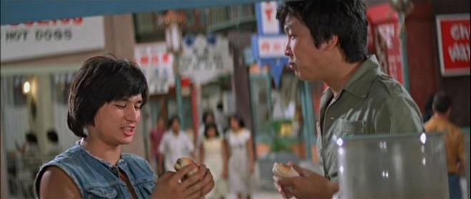 «Парень из китайского квартала» — кадри