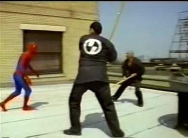 «Удивительный Человек-паук» — кадри