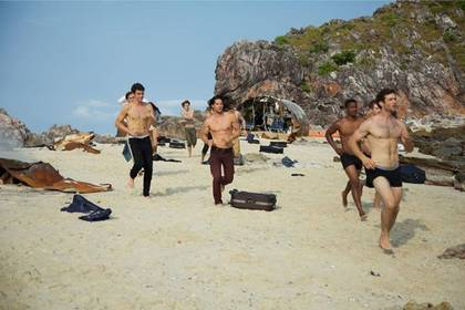 «Едем. Райський острів» — кадри