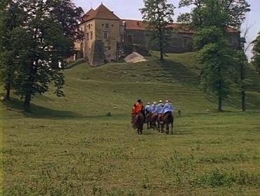 «Д'Артаньян та три мушкетери» — кадри