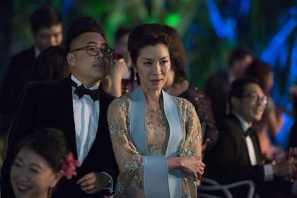 «Безумно богатые азиаты» — кадры
