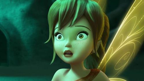 «Феї: Легенда загадкового звіра» — кадри