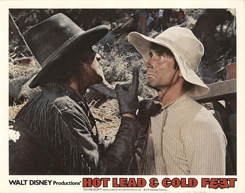 Фільм «Горячий свинец и холодные ноги» (1978): Джим Дейл, Уоррен Вэндерс 800x630