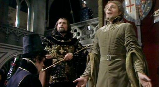 «Король Ричард Второй» — кадри