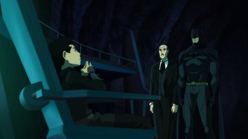«Сын Бэтмена» — кадры
