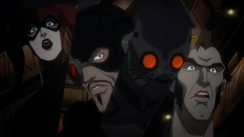 «Бетмен: Напад на Аркхем» — кадри
