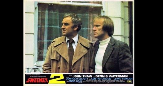 «Sweeney 2» — кадри