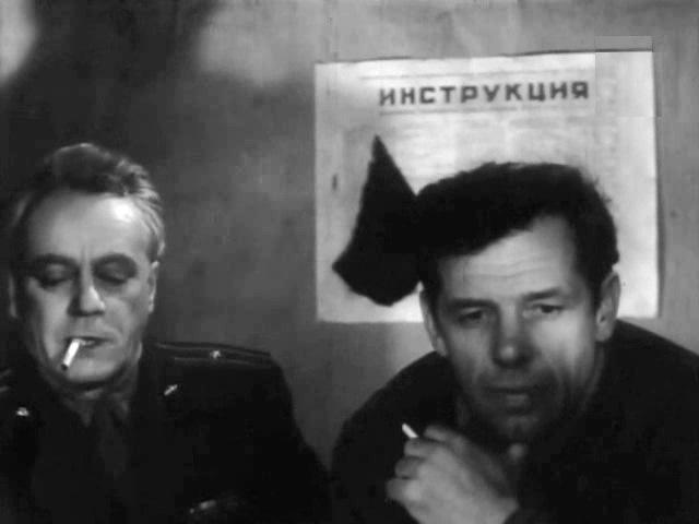 Фільм «Маленькие мечтатели» (1962): Георгій Жженов, Троадий Добротворский 640x480