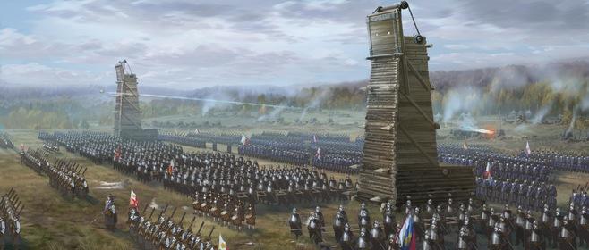 «Крепость: щитом и мечом» — кадры