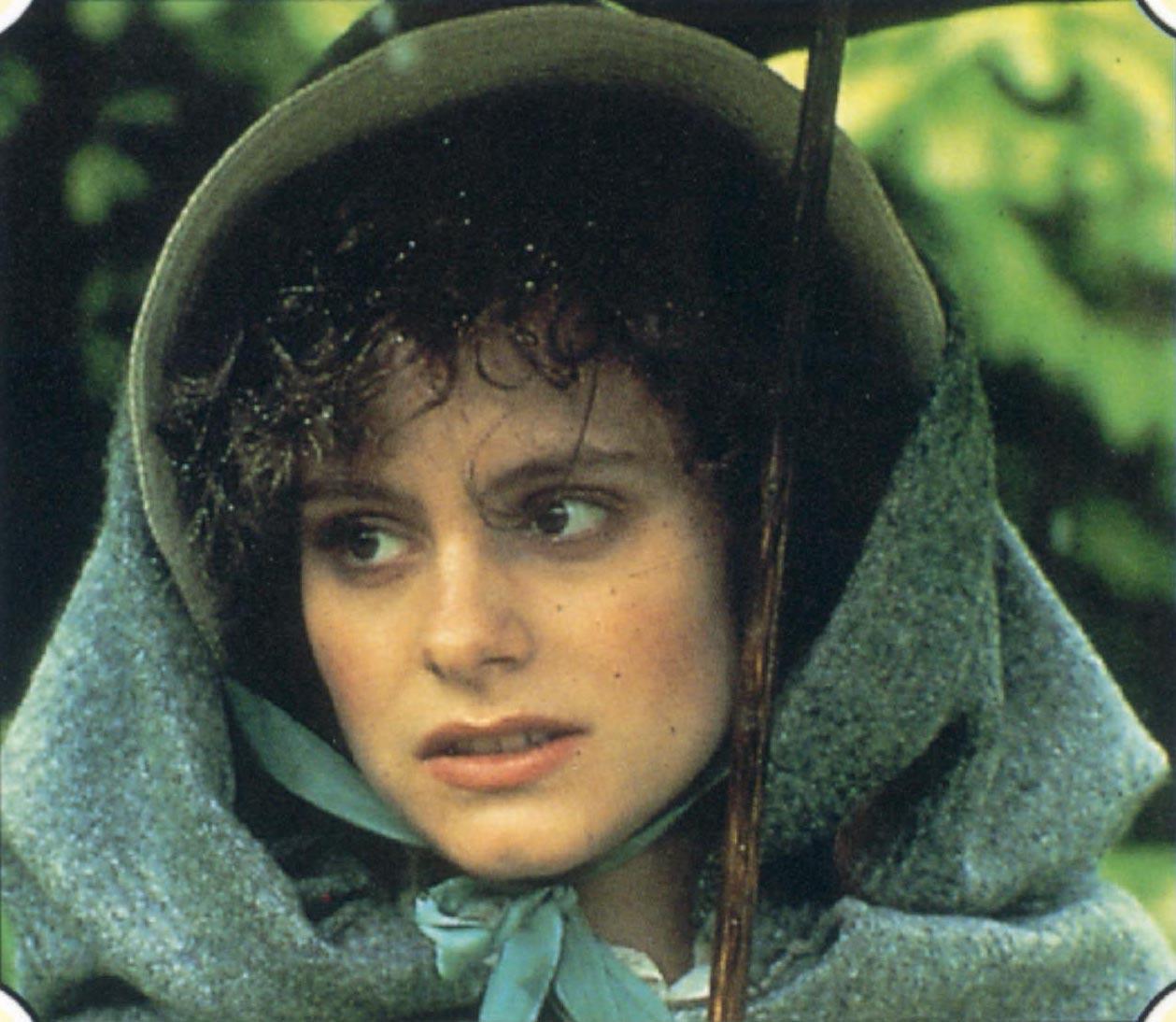 Сериал «Гордость и предубеждение» (1980): Элизабет Гарви 1259x1094