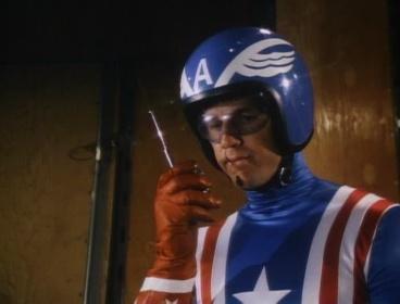 «Капитан Америка» — кадры