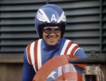 «Капитан Америка» — кадри