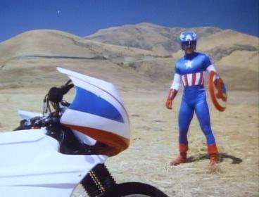 «Капитан Америка 2: Слишком скорая смерть» — кадры