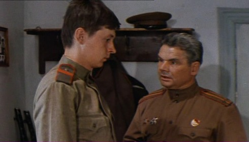 «Дачная поездка сержанта Цыбули» — кадры