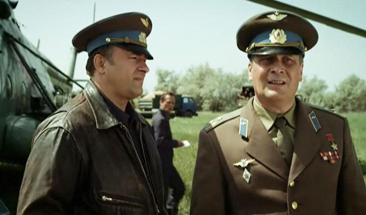 Сериал «Мотыльки» (2013): Виктор Сарайкин 750x440