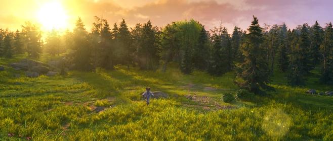 «Волки и овцы: бе-е-е-зумное превращение» — кадры