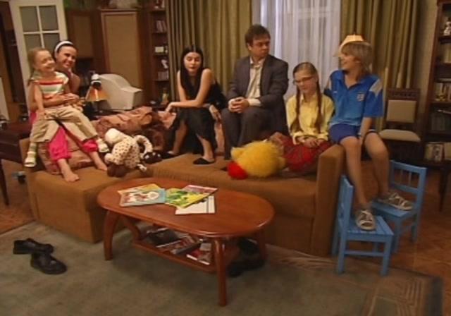 Сериал «Папины дочки» (2007 – 2013): 1 сезон, 7 эпизод 640x448