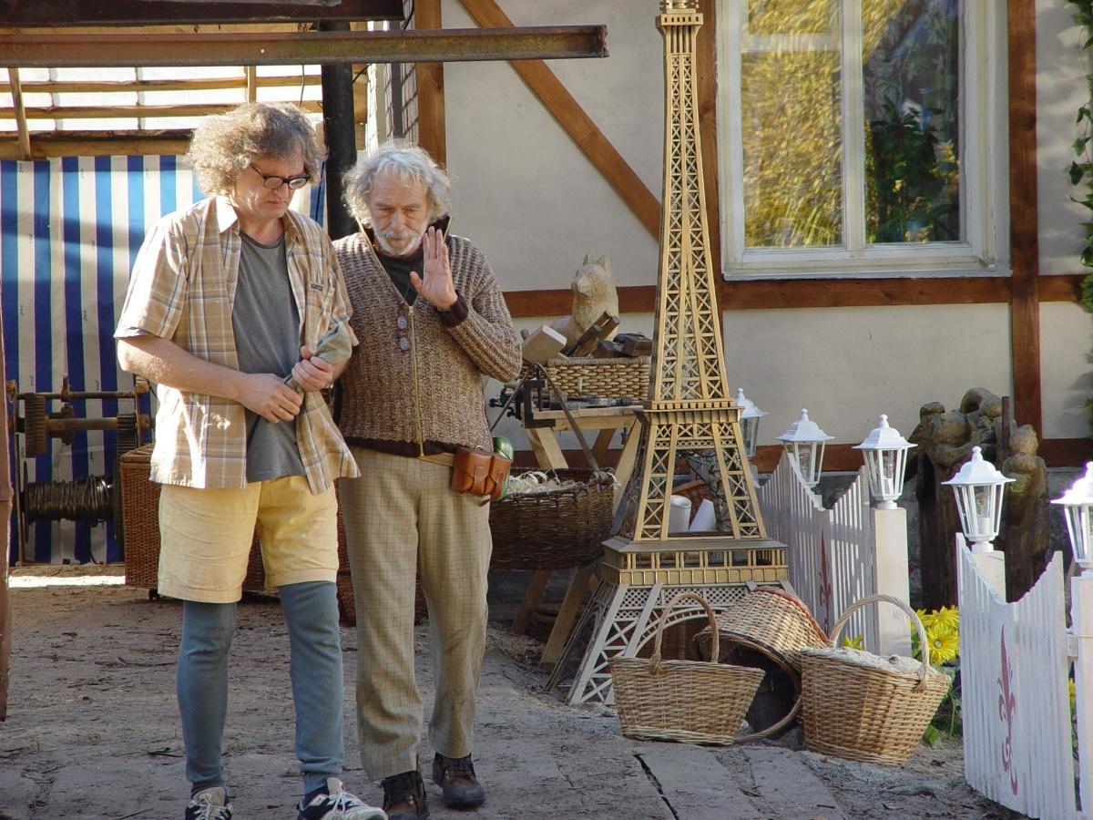 Сериал «Парижане» (2007): 1200x900