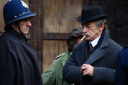 «Шерлок Холмс» — кадри