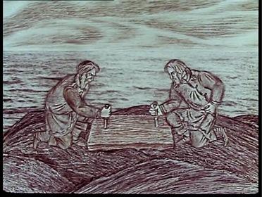 «Поморская быль» — кадри