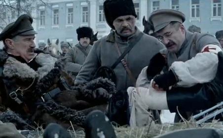 «Белая гвардия» — кадры