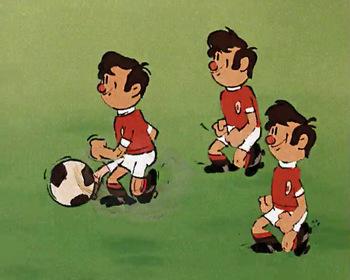 «Зірки Футболу» — кадри