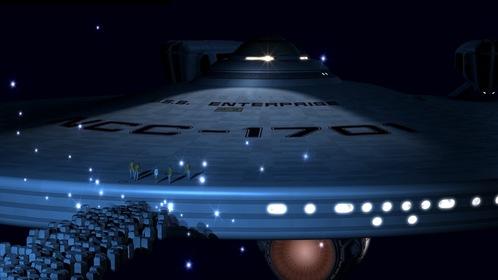 «Звездный путь: Фильм» — кадры
