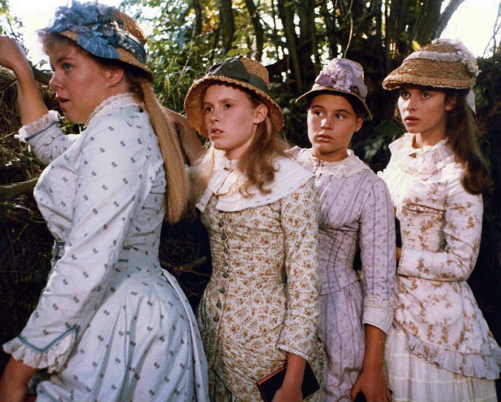 Фільм «Тесс» (1979): Настасья Кінскі, Caroline Embling, Сюзанна Хемілтон, Керолін Піклз 997x800