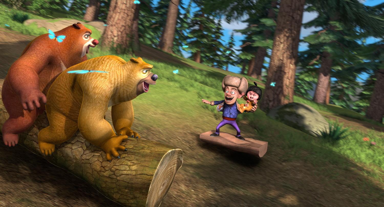 Мультфільм «Ведмеді-сусіди» (2014): 1500x811