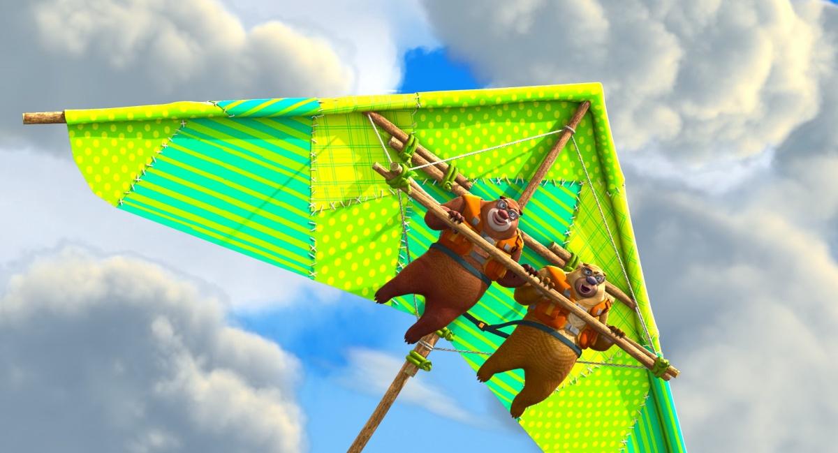 Мультфільм «Ведмеді-сусіди» (2014): 1200x649