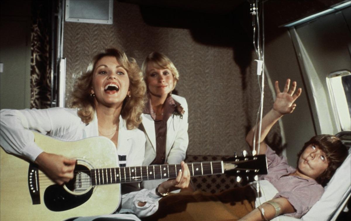 Фільм «Аероплан» (1980): 1200x757