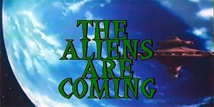 «Пришельцы идут» — кадры